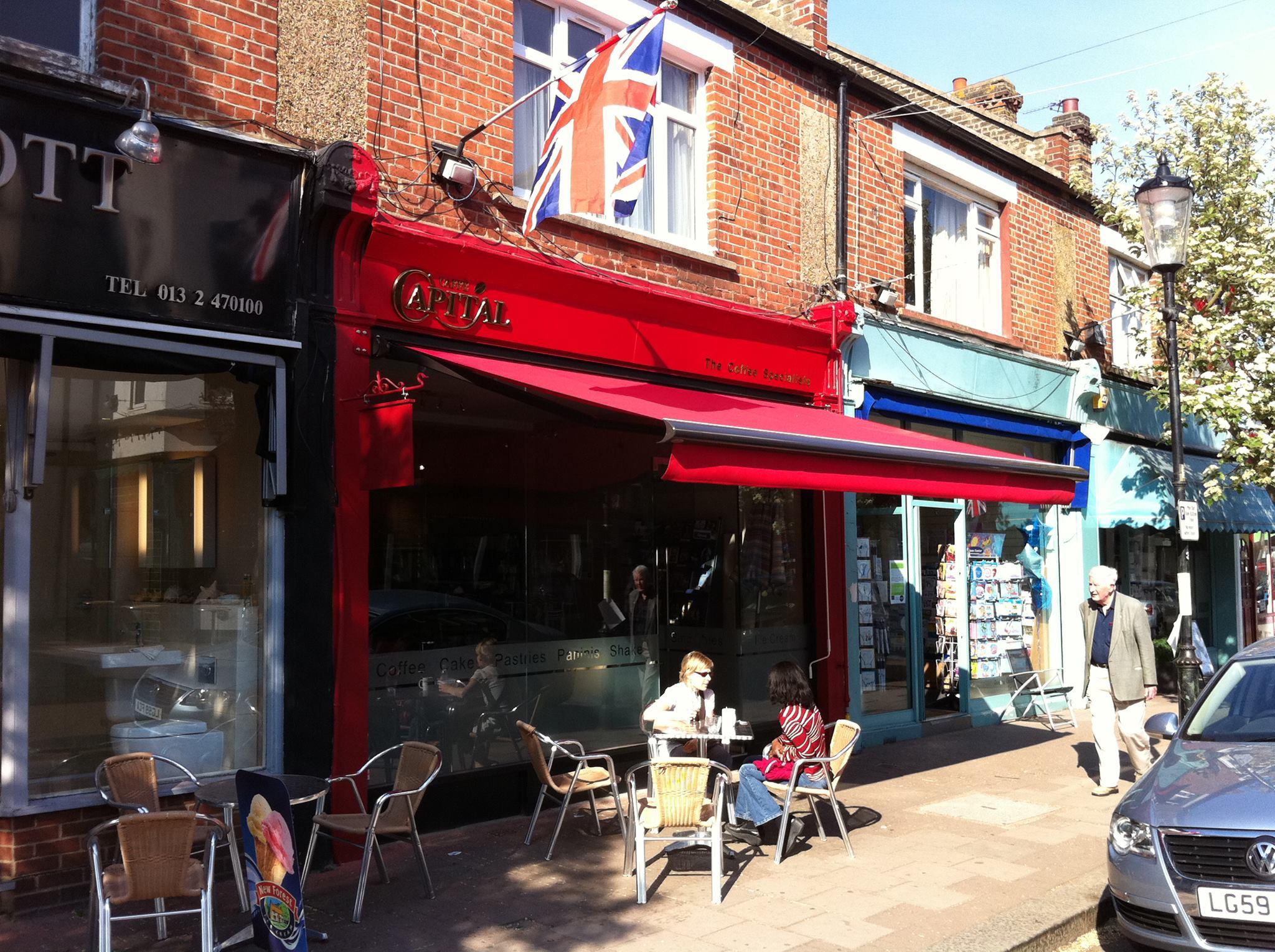 Caffe Capital - Best Coffee Shop