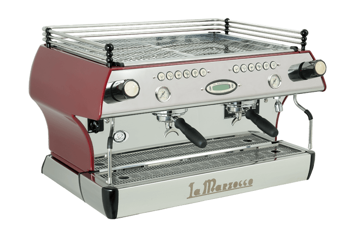 La Marzocco at our Wimbledon Roastery