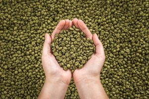 Green Coffee Beans Air Roasted Coffee