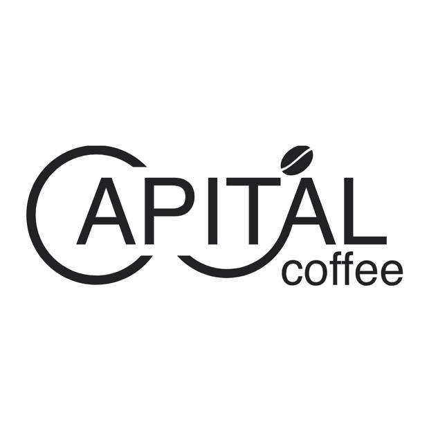 Capital coffee logo