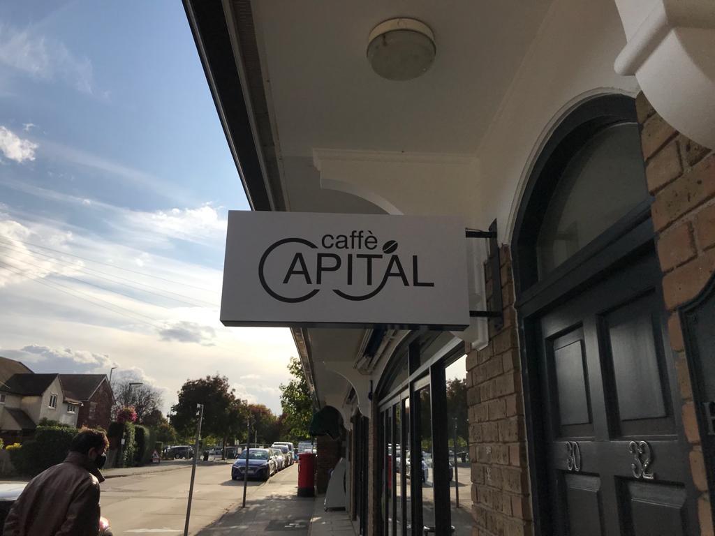 Caffe capital