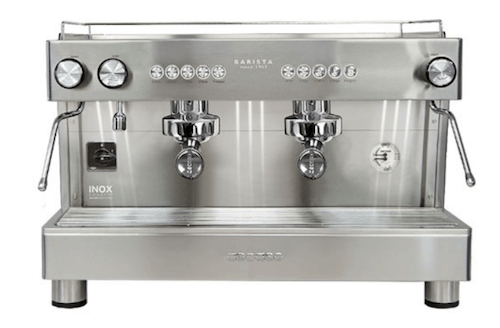 Reconditioned coffee machines